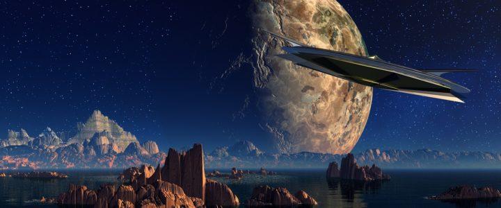 Voyage spatial et anti-matière racontés par Geoffroy Stern