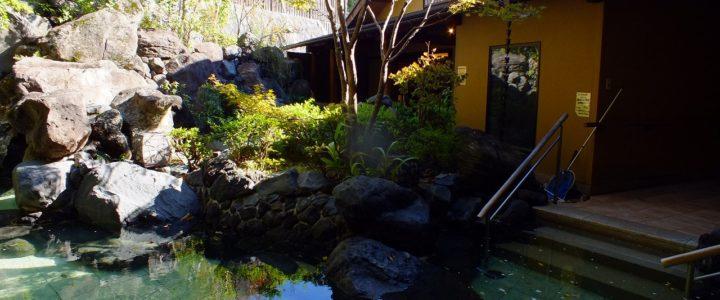 Les onsen japonais, idéal pour se ressourcer