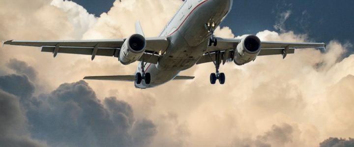 Geoffroy Stern présente l'avion connecté par OnAir