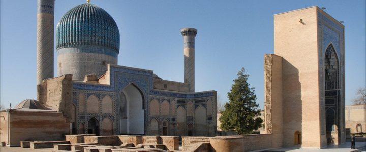 Découvrir les villes de la route de la soie en Ouzbékistan