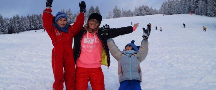 Vacances d'hiver en France : quelle destination pour skier en famille