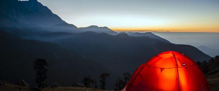 Accessoire nécessaire pour réussir un camping.