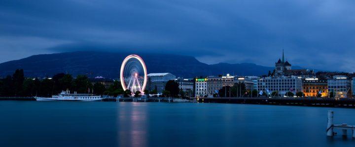 Les meilleurs parcs de Genève