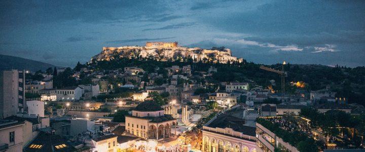Découvrir Athènes avec vos enfants