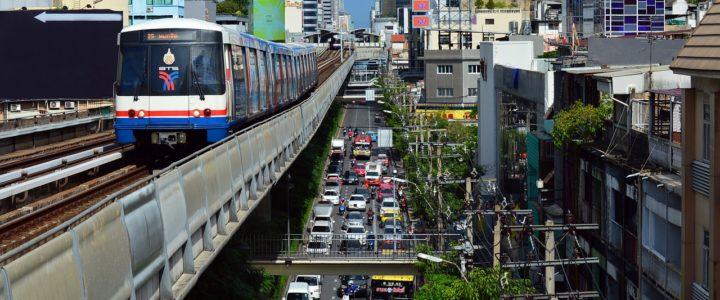 Comment se déplacer lors d'un voyage à Bangkok
