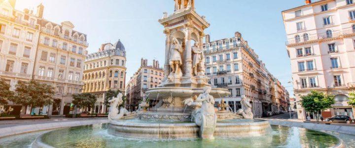 Voyager à Lyon