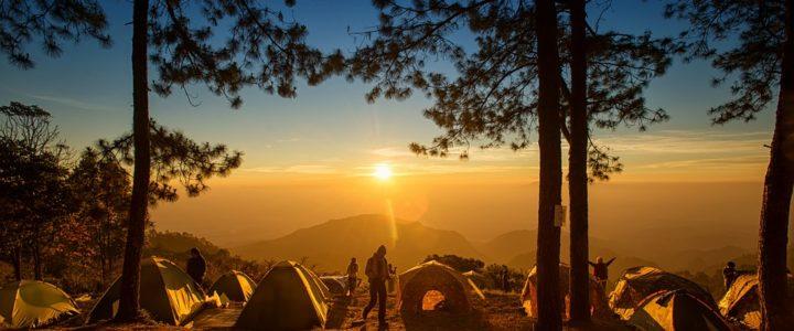 hébergement en camping