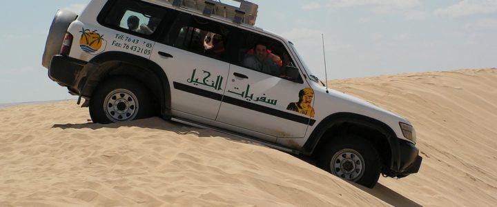 Quel est le meilleur moment pour une location de voiture en Tunisie