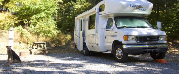 Tout ce qu'il faut savoir avant de voyager en camping-car