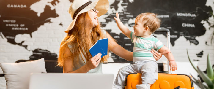 Comment se préparer à un voyage avec un bébé ?