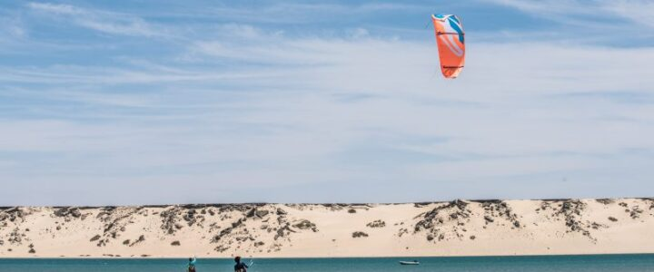 Dakhla-Maroc, une destination kitesurf incontournable