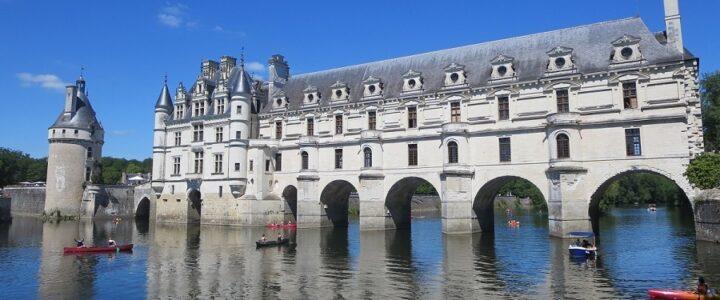Quels sont les principaux châteaux de la Loire ?